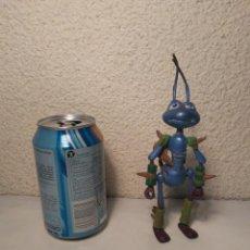 Figuras de Goma y PVC: HORMIGA FLICK BICHOS A BUG'S LIFE DISNEY FIGURA ARTICULADA. Lote 208167500