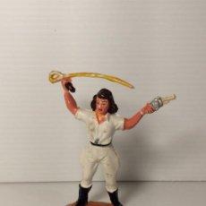 Figuras de Goma y PVC: FIGURA DOMADORA EN GOMA DEL CIRCO DE JECSAN. Lote 208386622