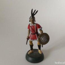 Figuras de Goma y PVC: FIGURA MEDIEVAL PLOMO 54 MM. Lote 208471032