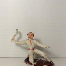 Figuras de Borracha e PVC: FIGURA AGUSTINA DE ARAGON DE PECH. Lote 208719640