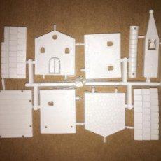 Figure di Gomma e PVC: MONTAPLEX - COLADA DE LA IGLESIA - DEL SOBRE Nº 457. Lote 208888600