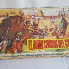 Figuras de Goma y PVC: EL GRAN CAÑON DEL COLORADO REF. 135. COMANSI.. Lote 208893145