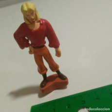 Figuras de Borracha e PVC: FIGURA PVC GOMA PELICULA DREAMORKS DORADO RUBIO PERSONAJE ANIMACION INDIO TAMPON. Lote 209020590