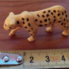 Figuras de Goma y PVC: TIGRE PLASTICO. Lote 209065096