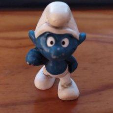 Figuras de Goma y PVC: MUÑECOS DE PVC PITUFOS. Lote 209065150