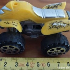 Figuras de Goma y PVC: MOTO JUGUETE CUATRO RUEDAS NIÑOS. Lote 209065328