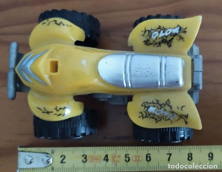 Figuras de Goma y PVC: MOTO JUGUETE CUATRO RUEDAS NIÑOS - Foto 2 - 209065328