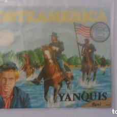 Figuras de Goma y PVC: MONTAPLEX - NORTEAMERICA YANQUIS. Lote 209066190