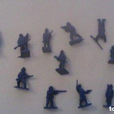 Figuras de Goma y PVC: MONTAPLEX - NORTEAMERICA YANQUIS - GRUPO DE COMBATE. Lote 209066266