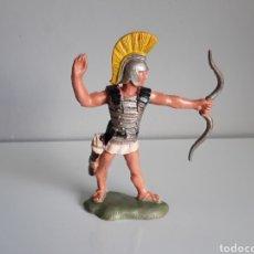 Figuras de Goma y PVC: TROYANO/ GRIEGO, ARQUERO DE LA ANTIGUEDAD COMPATIBLE CON ROJAS Y MALARET Y GLADIADORES DE LAFREDO.. Lote 209101273