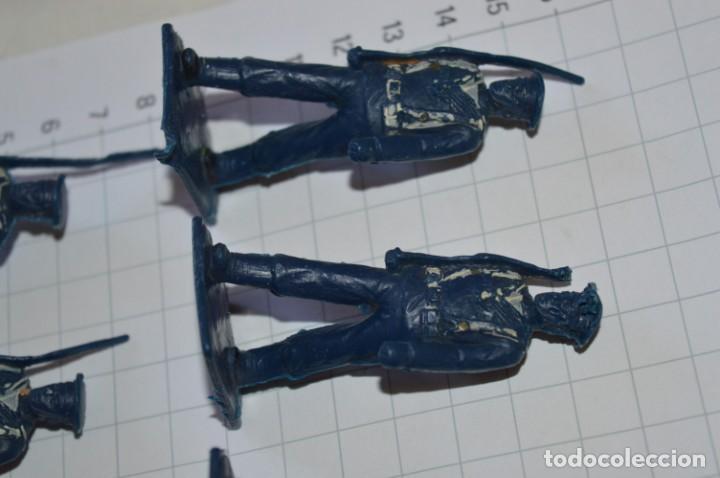 Figuras de Goma y PVC: SOLDADOS MARINEROS / Antiguos - Plástico / PVC - Reamsa, Gomarsa, Jecsan, Comansi, otros ... ¡Mira! - Foto 3 - 209132323
