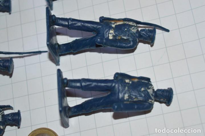 Figuras de Goma y PVC: SOLDADOS MARINEROS / Antiguos - Plástico / PVC - Reamsa, Gomarsa, Jecsan, Comansi, otros ... ¡Mira! - Foto 4 - 209132323