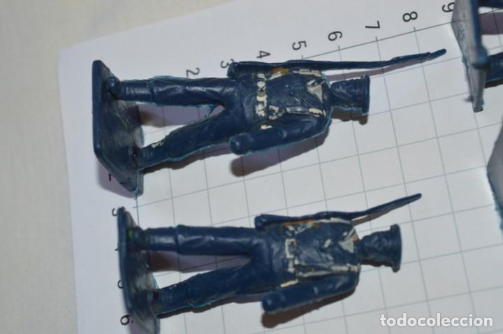 Figuras de Goma y PVC: SOLDADOS MARINEROS / Antiguos - Plástico / PVC - Reamsa, Gomarsa, Jecsan, Comansi, otros ... ¡Mira! - Foto 5 - 209132323