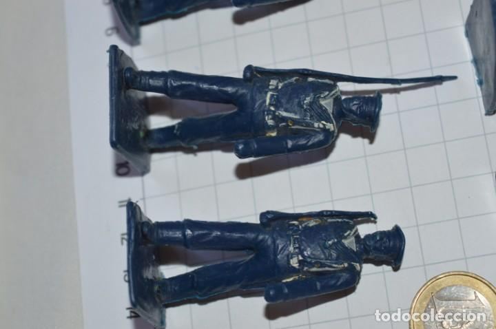 Figuras de Goma y PVC: SOLDADOS MARINEROS / Antiguos - Plástico / PVC - Reamsa, Gomarsa, Jecsan, Comansi, otros ... ¡Mira! - Foto 6 - 209132323