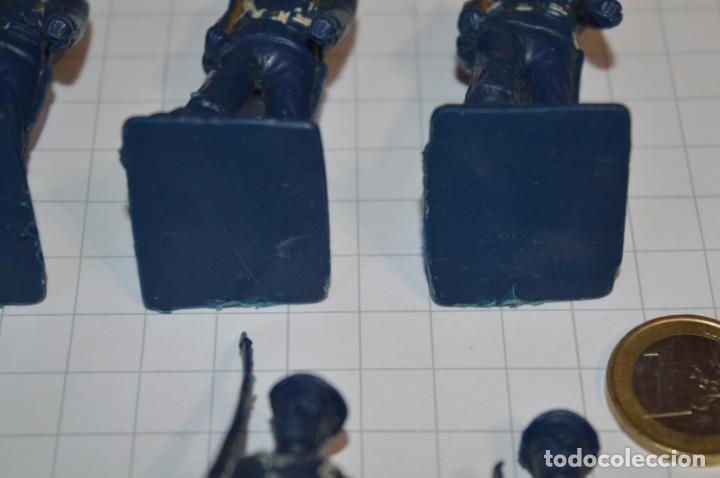 Figuras de Goma y PVC: SOLDADOS MARINEROS / Antiguos - Plástico / PVC - Reamsa, Gomarsa, Jecsan, Comansi, otros ... ¡Mira! - Foto 8 - 209132323