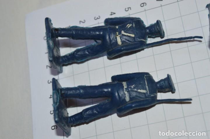 Figuras de Goma y PVC: SOLDADOS MARINEROS / Antiguos - Plástico / PVC - Reamsa, Gomarsa, Jecsan, Comansi, otros ... ¡Mira! - Foto 11 - 209132323