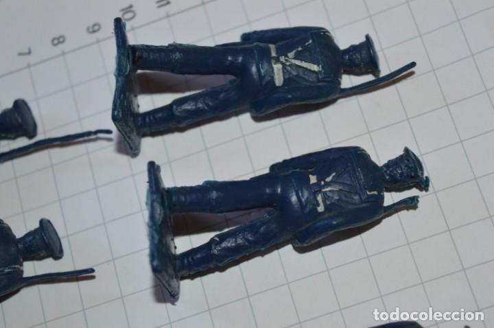 Figuras de Goma y PVC: SOLDADOS MARINEROS / Antiguos - Plástico / PVC - Reamsa, Gomarsa, Jecsan, Comansi, otros ... ¡Mira! - Foto 12 - 209132323
