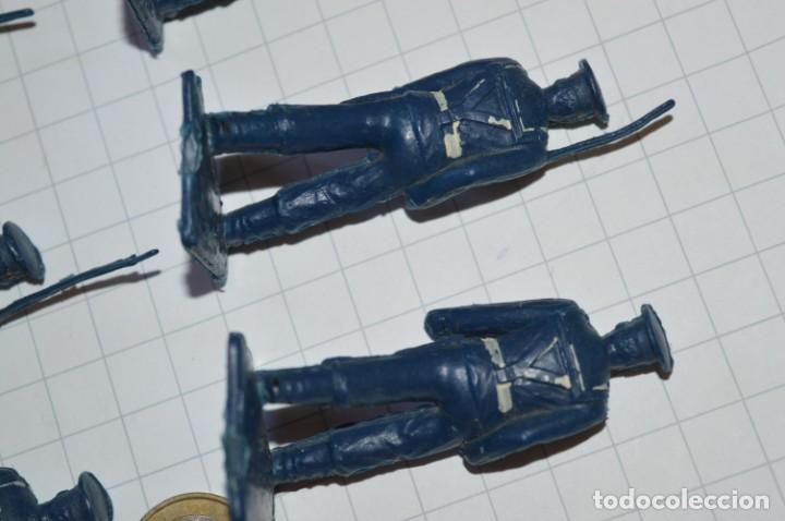 Figuras de Goma y PVC: SOLDADOS MARINEROS / Antiguos - Plástico / PVC - Reamsa, Gomarsa, Jecsan, Comansi, otros ... ¡Mira! - Foto 13 - 209132323