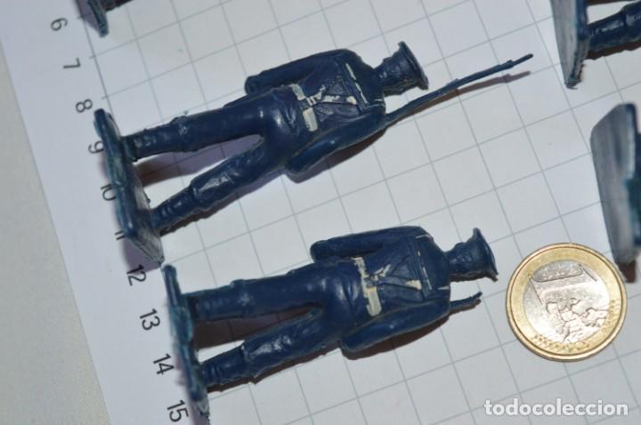 Figuras de Goma y PVC: SOLDADOS MARINEROS / Antiguos - Plástico / PVC - Reamsa, Gomarsa, Jecsan, Comansi, otros ... ¡Mira! - Foto 14 - 209132323