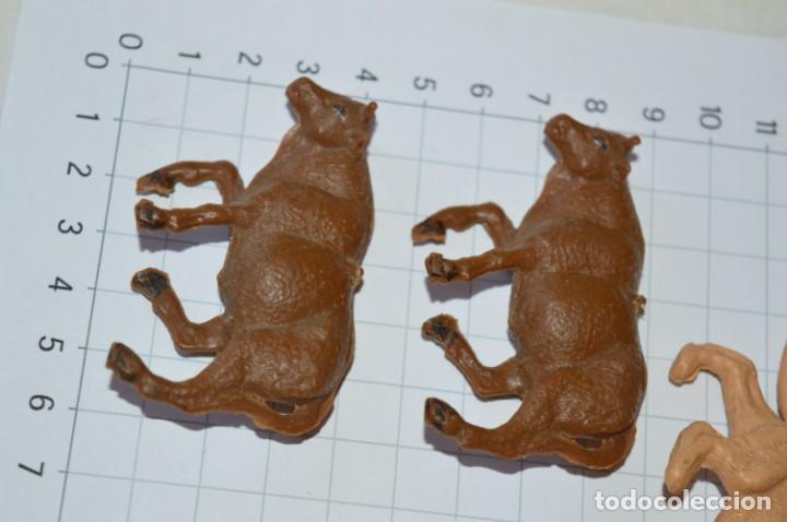 Figuras de Goma y PVC: ANIMALES - FIERAS / Antiguos - Plástico / PVC - Reamsa, Gomarsa, Jecsan, Comansi, otros ... ¡Mira! - Foto 2 - 209136735