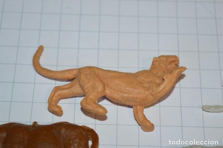 Figuras de Goma y PVC: ANIMALES - FIERAS / Antiguos - Plástico / PVC - Reamsa, Gomarsa, Jecsan, Comansi, otros ... ¡Mira! - Foto 3 - 209136735