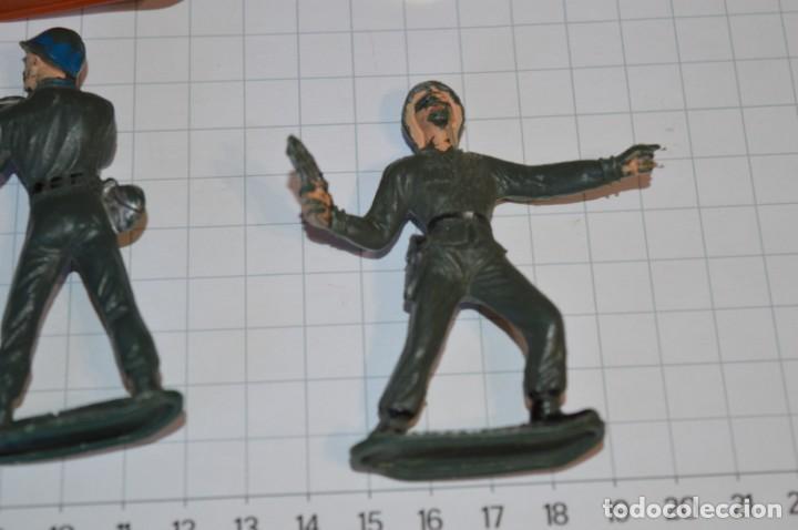 Figuras de Goma y PVC: SOLDADOS VARIADOS / Antiguos - Plástico / PVC - Reamsa, Gomarsa, Jecsan, Comansi, otros ... ¡Mira! - Foto 8 - 209137357