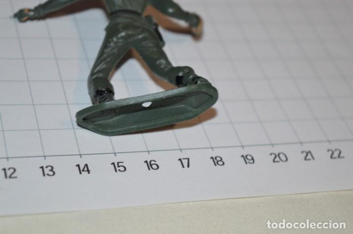 Figuras de Goma y PVC: SOLDADOS VARIADOS / Antiguos - Plástico / PVC - Reamsa, Gomarsa, Jecsan, Comansi, otros ... ¡Mira! - Foto 10 - 209137357