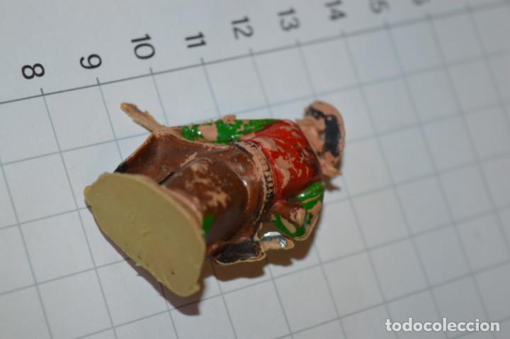 Figuras de Goma y PVC: VAQUEROS / INDIOS / Antiguos - Plástico / PVC - Reamsa, Gomarsa, Jecsan, Comansi, otros ... ¡Mira! - Foto 3 - 209138910