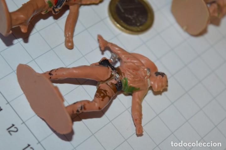 Figuras de Goma y PVC: VAQUEROS / INDIOS / Antiguos - Plástico / PVC - Reamsa, Gomarsa, Jecsan, Comansi, otros ... ¡Mira! - Foto 12 - 209138910