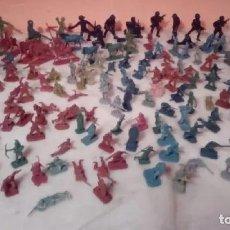 Figuras de Goma y PVC: MONTAPLEX SOLDADOS. Lote 209161557