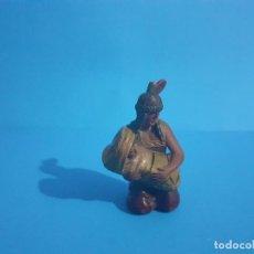 Figuras de Goma y PVC: MUJER INDIA REAMSA. GOMA.. Lote 209169020