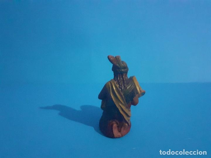 Figuras de Goma y PVC: Mujer India Reamsa. Goma. - Foto 4 - 209169020