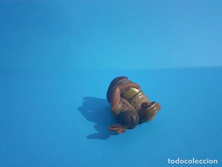 Figuras de Goma y PVC: Mujer India Reamsa. Goma. - Foto 6 - 209169020
