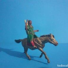 Figuras de Goma y PVC: MUJER INDIA. Lote 209169172
