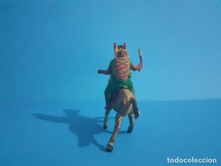 Figuras de Goma y PVC: Mujer india - Foto 2 - 209169172