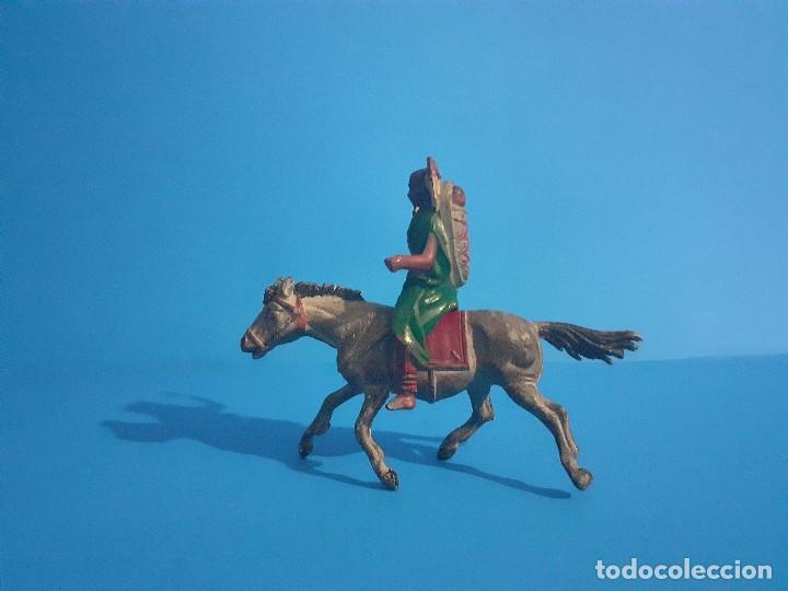 Figuras de Goma y PVC: Mujer india - Foto 3 - 209169172