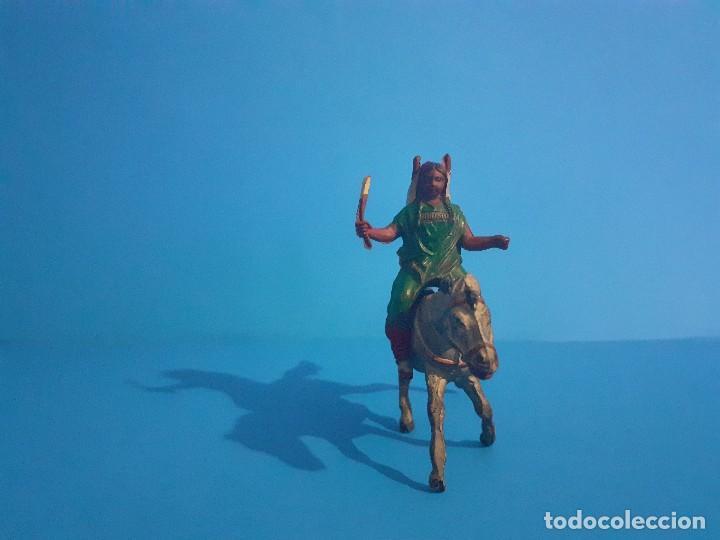 Figuras de Goma y PVC: Mujer india - Foto 4 - 209169172