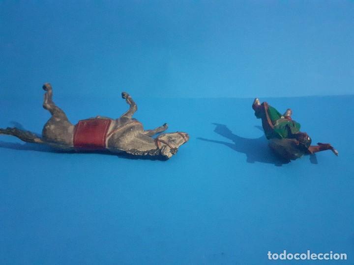 Figuras de Goma y PVC: Mujer india - Foto 5 - 209169172