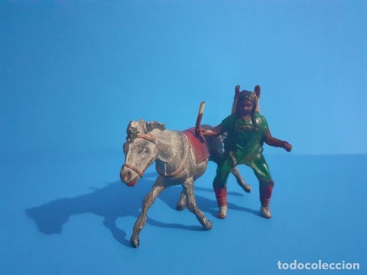 Figuras de Goma y PVC: Mujer india - Foto 7 - 209169172