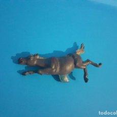 Figuras de Borracha e PVC: CABALLO MUERTO. TEIXIDO. GOMA.. Lote 209169865