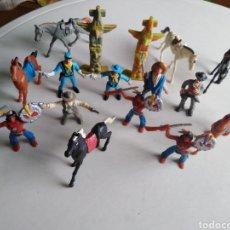 Figuras de Goma y PVC: LOTE DE 16 FIGURAS COMANSI. Lote 209235563