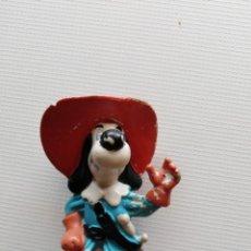 Figuras de Goma y PVC: MUÑECO GOMA DARTAÑAN. Lote 209322835
