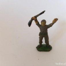 Figuras de Goma y PVC: SOLDADO MARINE JECSAN GOMA. Lote 209391952