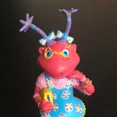 Figuras de Goma y PVC: LOS LUNNIS LUPITA - FIGURA MUÑECO PVC - MARCA YOLANDA. Lote 209420548