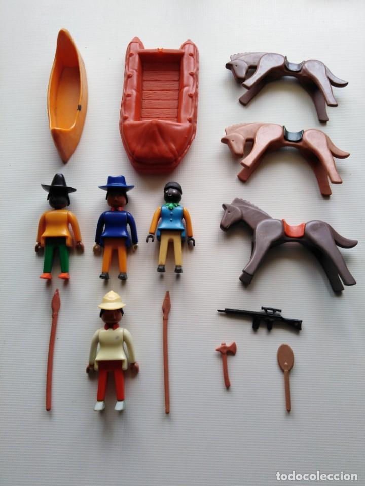 LOTE MUÑECOS BOYBIS MOVILS JECSAN (Juguetes - Figuras de Goma y Pvc - Jecsan)