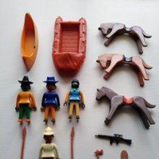 Figuras de Goma y PVC: LOTE MUÑECOS BOYBIS MOVILS JECSAN. Lote 209636385