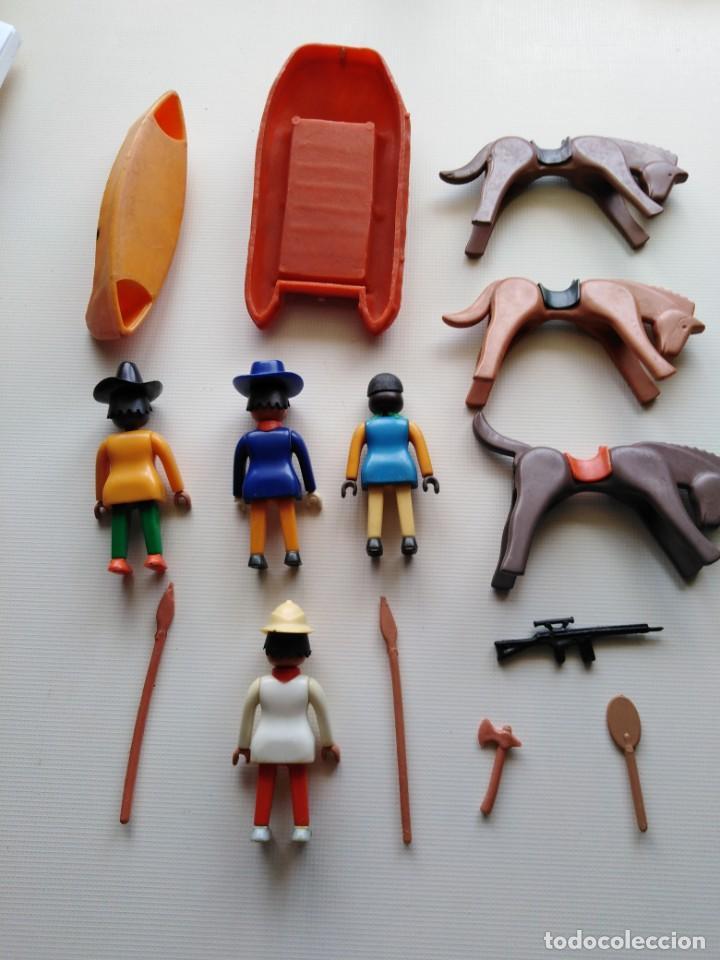 Figuras de Goma y PVC: Lote muñecos Boybis Movils Jecsan - Foto 2 - 209636385