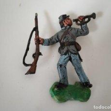 Figuras de Goma y PVC: FIGURA CONFEDERADO XILOPLASTO LANDI. Lote 209688862