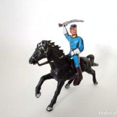 Figuras de Goma y PVC: FIGURAS SOLDADO YANKEE LANDI. Lote 209689048