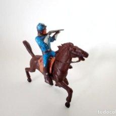 Figuras de Goma y PVC: FIGURAS YANKEE XILOPLASTO LANDI. Lote 209689170